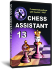 Chess Assistant 13 Houdini 3 Pro