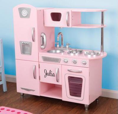 Cocinas personalizables inforchess for Planos cocina de juguete