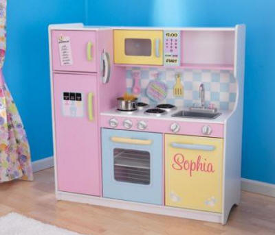 Cocinas personalizables inforchess - Cocinitas de madera infantiles baratas ...