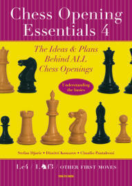 Chess Openings Essentials 4 - New in chess