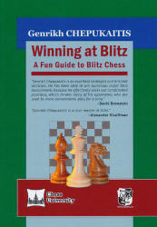 Winning at blitz a fun guide to blitz chess