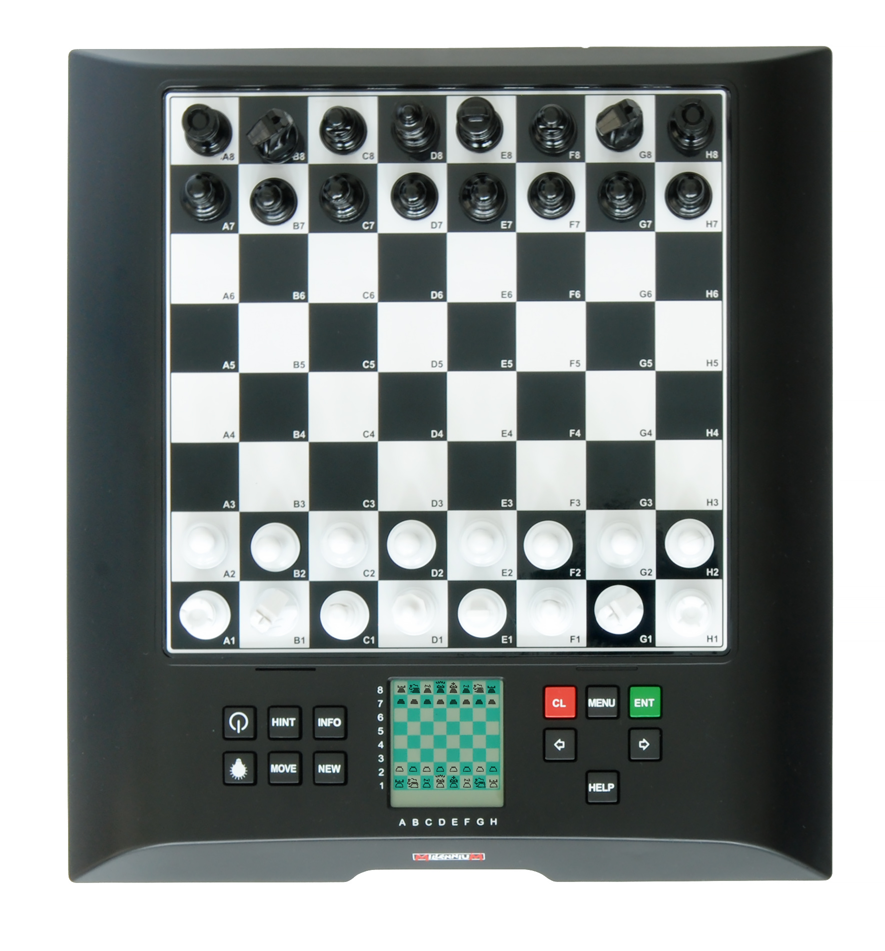 MILLENIUM CHESSGENIUS COMPUTER FRONTAL