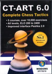 CT-ART 6.0 Complete Chess Tactics