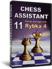 Chess assistant 11 con rybka 4 Inforchess