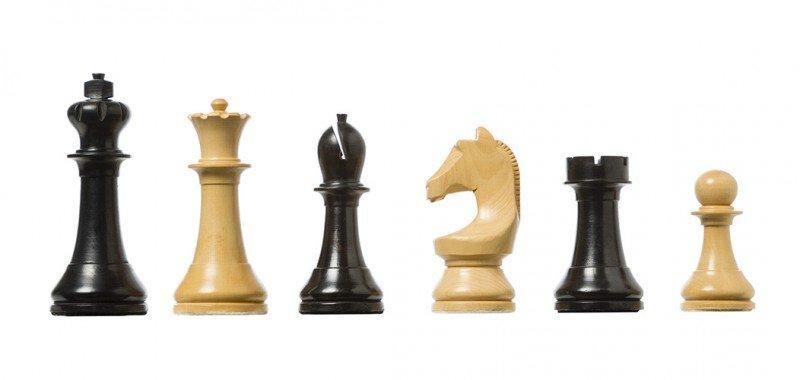 PIEZAS DE AJEDREZ  ELECTRÓNICAS DGT FIDE PLOMADAS GRANDE