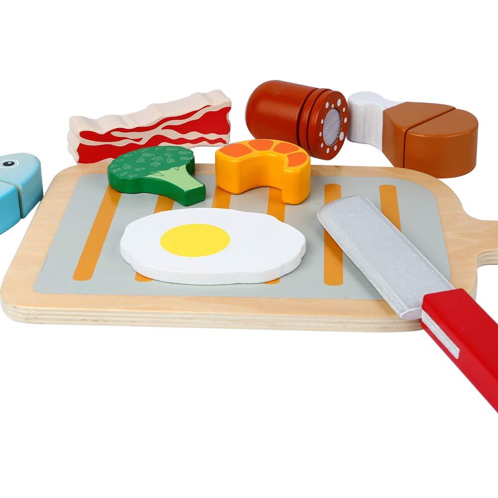 jugar a barbacoa cocina niños