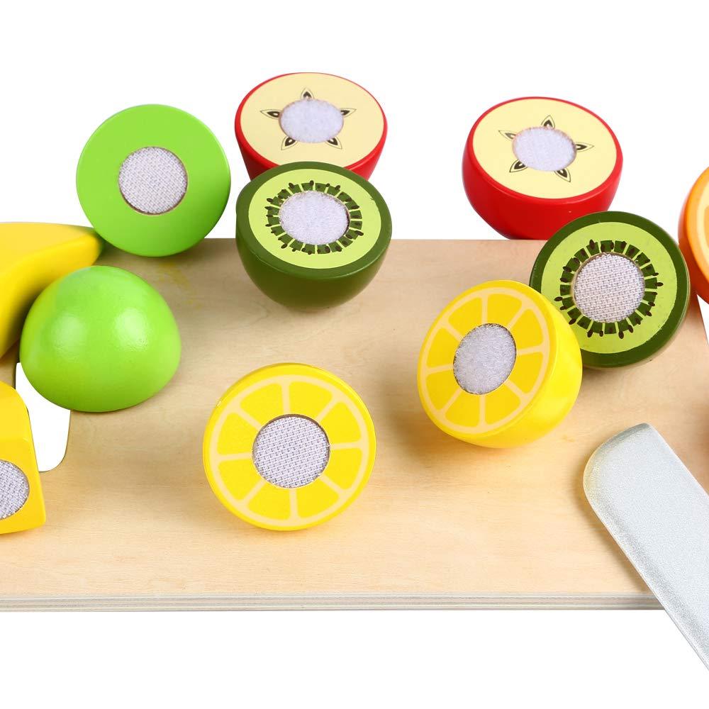 frutas para niño