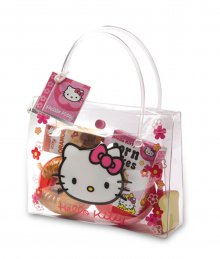 Hello kitty Hello Kitty Bolsa Conjunto del desayuno Juguetes Durable