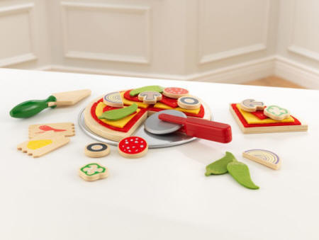 Kidkraft 63347 set pizza