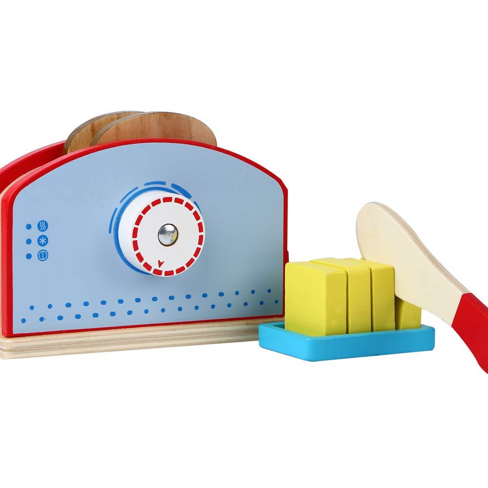 tostadora de juguete para cocinita infantil