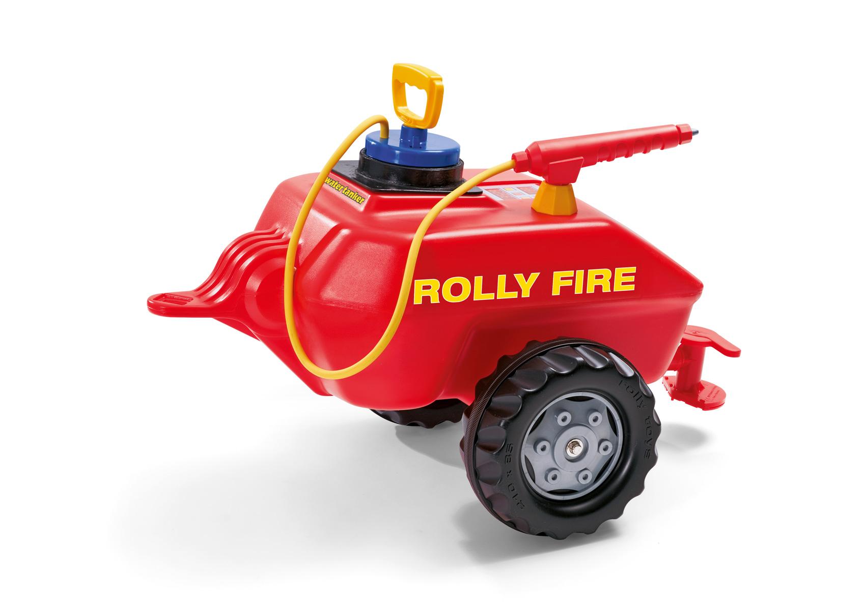 REMOLQUE DE AGUA ROLLY FIRE