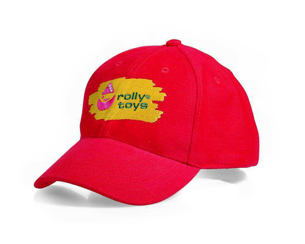 GORRA ROLLY ROJA