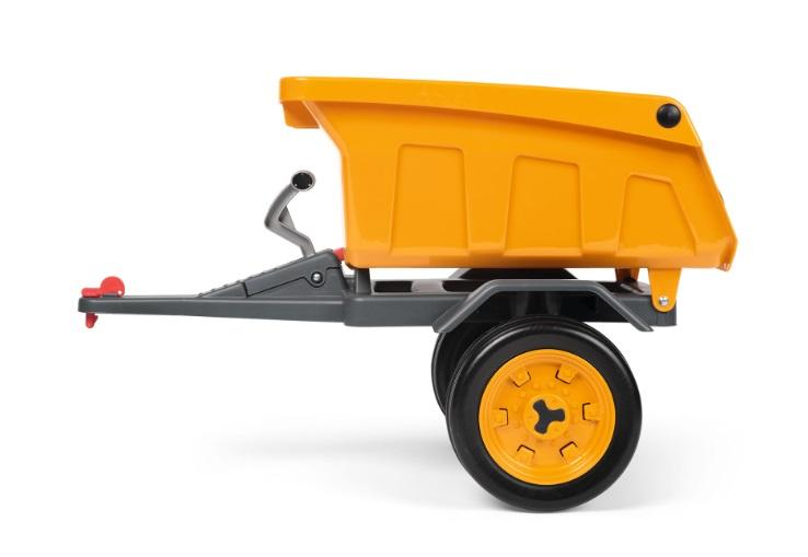Trailer Deere Construccion - Vista lateral width=