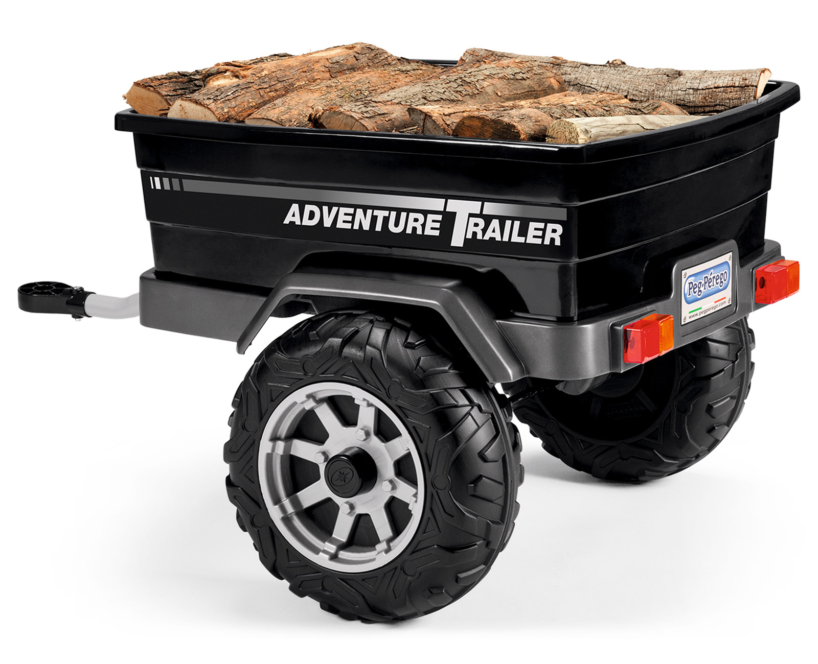 TRAILER PEG PEREGO ADVENTURE