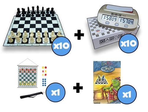 oferta nº14 de ajedrez