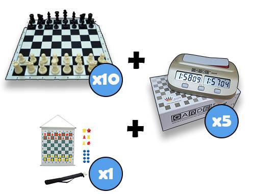 oferta nº13 de ajedrez