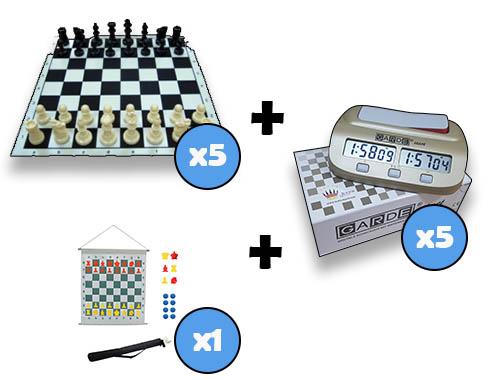 oferta nº12 de ajedrez