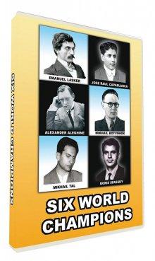 seis campeones del mundo