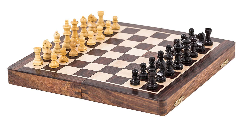 tablero de ajedrez magnetico