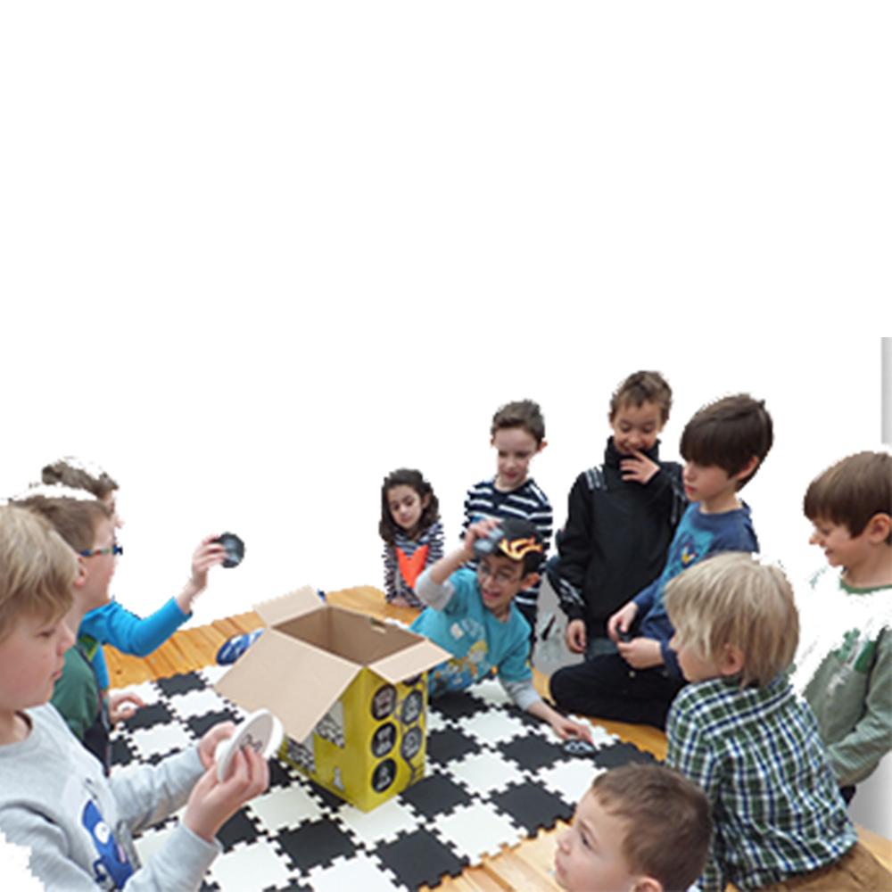 ajedrez para niños 2d