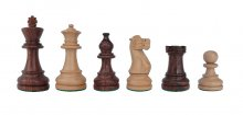 american stauton piezas ajedrez