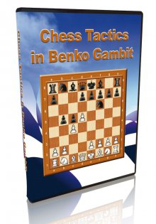 Chess Tactics in Benko Gambit Defense