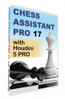 Chess Assistant Pro 17
