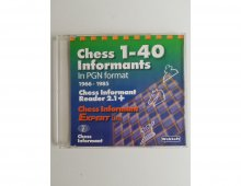Chess Informants 1-40