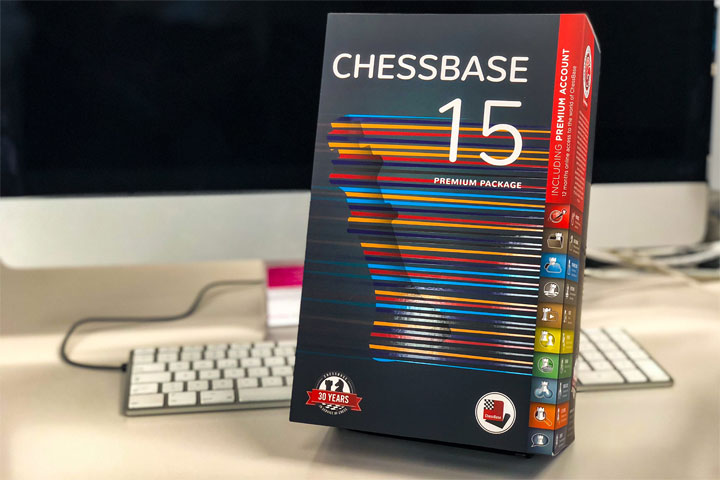CHESSBASE 15 STARTER PACKAGE