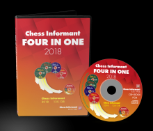 Chess Informant 4 en 1