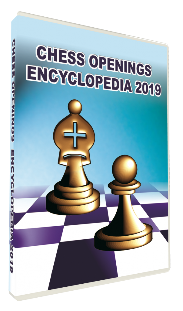 chess openings encyclopedia