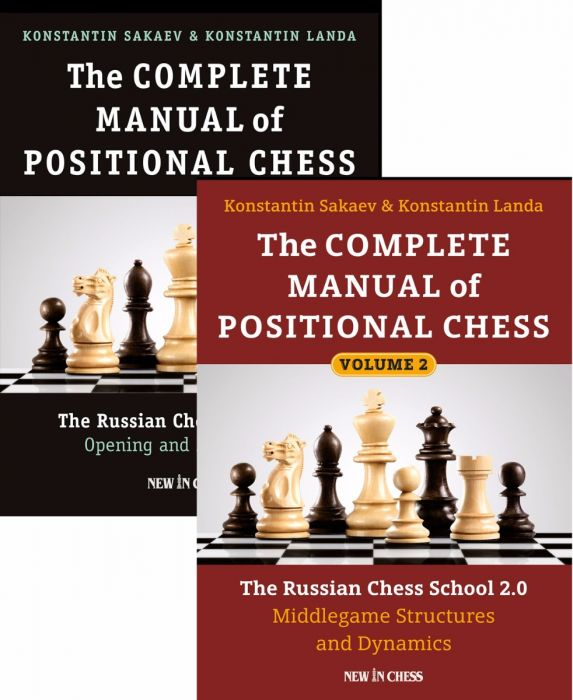 Pack The complete manual of positional chess - New in chess