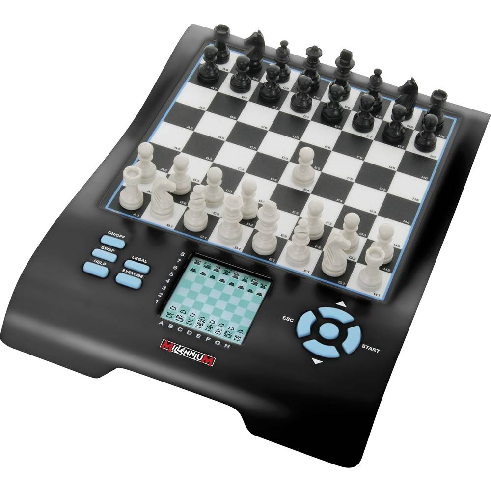 Computadora de Ajedrez Millennium Chess Europe Master II width=