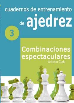 Cuadernos de entrenamiento de Ajedrez 3