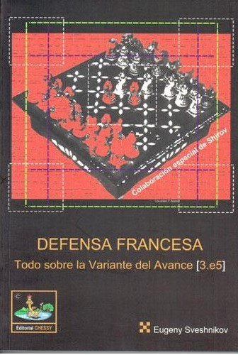 Defensa Francesa - Editorial Chessy