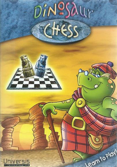 Dinosaur Chess aprender ajedrez para niños