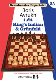 Grandmaster Repertoire 2A: 1.d4 King's Indian & Grünfeld - Quality Chess