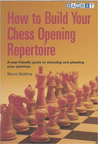 Hpw to build your chess opening repertoire - Ed. Gambit