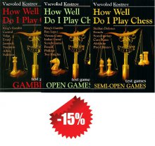 How Well Do I Play Chess: Pack - Chess Stars