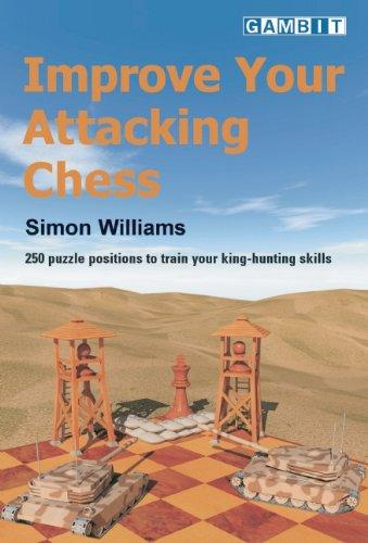 Improve your attacking chess - Ed. Gambit