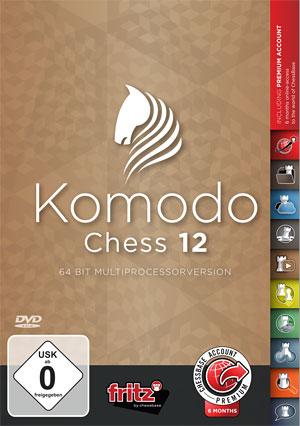 KOMODO CHESS 12 width=