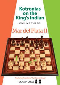 Kotronias on the King's Indian vol 3