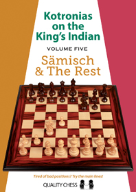 Kotronias on the King's Indian vol 5