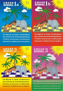 Manual of Chess Combinatios - Russian Chess House