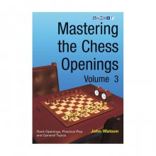 Mastering the chess Openings 3 - Ed. Gambit
