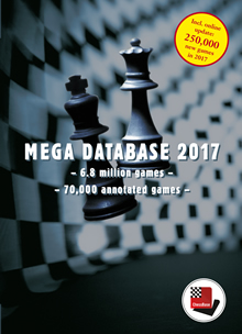 Mega database 2017 Chessbase