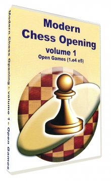 Modern Chess Opening Volume 1