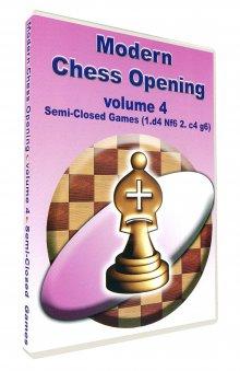 Modern Chess Opening Volume 4