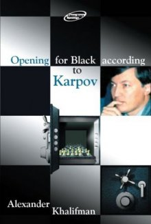 Opening for Black according to Karpov - Chess Stars