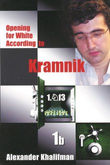 Opening for White according to Kramnik 1.f3 Vol. 1b - Chess Stars